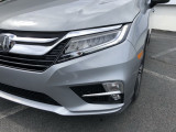 2018-2019 Odyssey touring headlamp upgrade