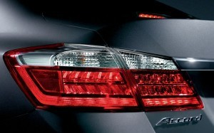 2013 - 2015 Accord LED Tail lamp Mod