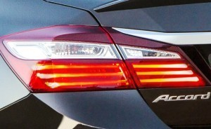 2016 Accord LED Tail lamp Mod