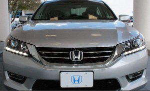 2013 - 2015 Accord Sedan Headlamp Mod  Put V6 Headlamps in your 4cly Accord Sedan