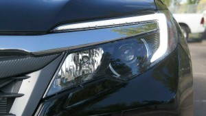2017 RIDGELINE HEADLAMP UPGRADE