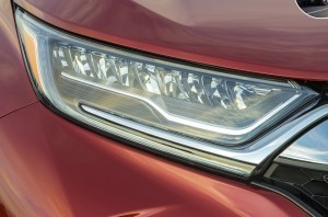 2017 -  2018 CRV Touring Headlamp Upgrade
