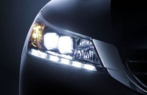 2013 - 2015 Accord Sedan LED Headlamp Mod