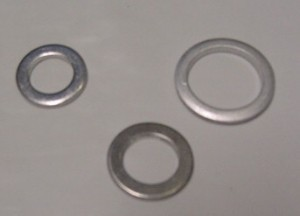 Transmission Drain & Fill Plug Washers